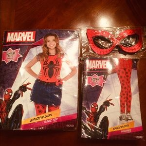 Other - •PENDING SALE•Spider-Girl Tunic Top sz M/L